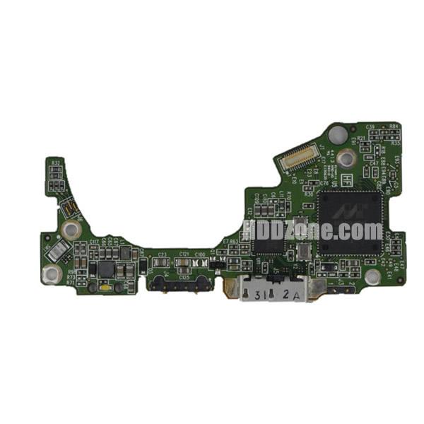 2060-771964-001 WD Papan Sirkuit PCB Hard Drive