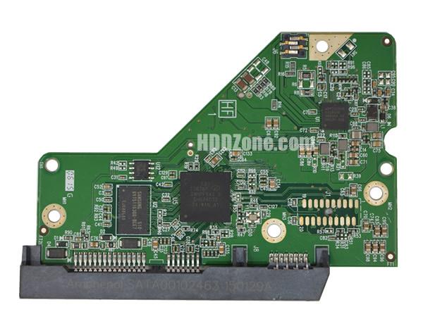 2060-800006-001 WD Papan Sirkuit PCB Hard Drive